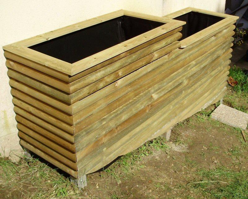 Jardiniere Bois Pour Bambou : Comment construire jardiniere bois ? La r?ponse est sur Admicile.fr